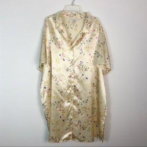 Cacique Sexy Sensual Nightie Sleep Shirt Tunic